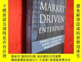二手書博民逛書店Market罕見Driven Enterprise: Produ