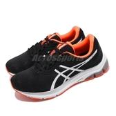 Asics 慢跑鞋 Gel-Pulse 11 黑 白 男鞋 運動鞋 【PUMP306】 1011A550003