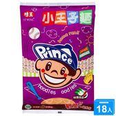 味王小王子麵-韓國泡菜300g*18【愛買】