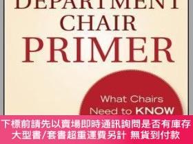 二手書博民逛書店預訂The罕見Department Chair Primer: What Chairs Need To Know