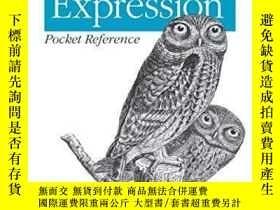 二手書博民逛書店Regular罕見Expression Pocket ReferenceY256260 Tony Stubbl