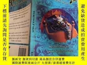 二手書博民逛書店were罕見wolf skin 是狼皮Y200392