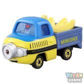 多美夢幻版小汽車 Minions小小兵香蕉貨車 MMC01 (DreamTOMICA) 13144
