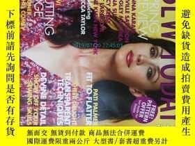 二手書博民逛書店Sew罕見Today Magazine 2010 02 今日縫紉