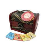 【Diva Life】音樂聖誕御璽珠寶盒 45入(比利時純巧克力)