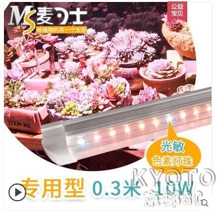 多肉補光燈家用上色全光譜仿太陽led植物生長室內蘭花卉葉菜層 【快速出貨】