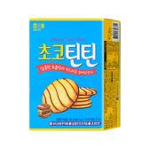 韓國 HAITAI 海太 巧克力丁丁餅 88g ◆86小舖 ◆