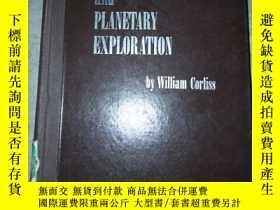 二手書博民逛書店space罕見probes and planetary expl