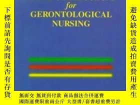 二手書博民逛書店Ngna罕見Care Curriculum for Gerontological Nurses and Assoc