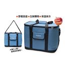 妙管家 藍色保溫保冷袋 30L