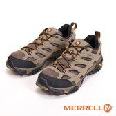 MERRELL  MOAB 2 GORE-TEX防水登山運動 男鞋-棕