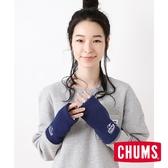 CHUMS 日本 Polartec 200 露指手套 深藍  CH091099N001