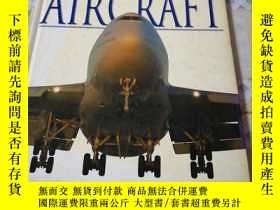 二手書博民逛書店《MEGA罕見BOOK OF AIRCRAFT 》Y163703