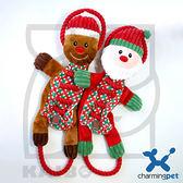 美國ChamingPet Christmas Ropes-A-Go-Go