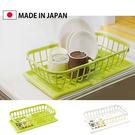 瀝水架日本製 碗盤架餐具架瀝水籃 廚房收納用品《YV3804》快樂生活網