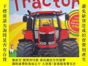二手書博民逛書店Chug罕見chug tractorY241605 DK
