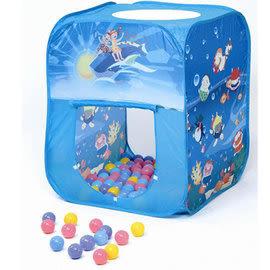 親親 方形帳篷+100顆球(6cm)