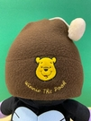 【震撼精品百貨】Winnie the Pooh 小熊維尼~迪士尼 DISNEY-保暖帽子-黃#32019