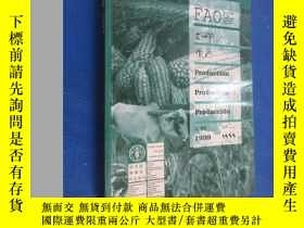 二手書博民逛書店英文罕見FAO PRODUCTION (生產) 詳見圖片Y159