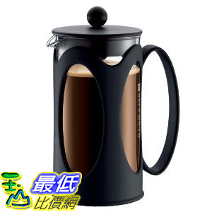 [美國直購 ShopUSA]  Bodum New Kenya 34-Ounce Coffee Press, Black