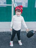 兒童毛衣加厚秋冬新款男童洋氣針織衫冬裝套頭衫 萬客居
