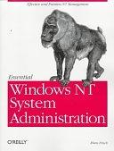 二手書博民逛書店《Essential Windows NT System Administration》 R2Y ISBN:1565922743