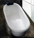 【麗室衛浴】國產 H-310-4 壓克力獨立造型缸 153*83*60CM