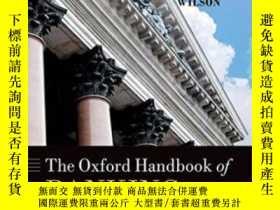 二手書博民逛書店The罕見Oxford Handbook Of Banking, Second EditionY364682