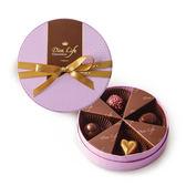 【Diva Life】花漾圓夢巧克力禮盒-莓果盛宴
