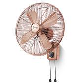 皓彩復古壁扇 仿古電風扇壁掛風扇 16寸風扇高檔歐式遙控金屬風扇 晶彩生活