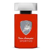 Lamborghini 藍寶堅尼 Sportivo 紅牛能量男性淡香水 125ml 【娜娜香水美妝】