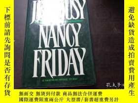 二手書博民逛書店JEALOUSY罕見BY NANCY FRIDAY, 1985年