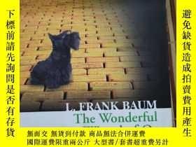 二手書博民逛書店L.FRANK罕見BAUM THE Wonderful Wizard of OzY25624 見實圖 見實圖