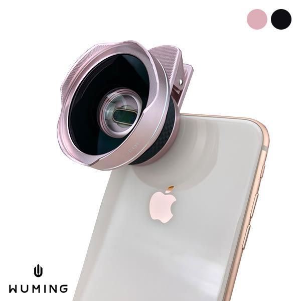 LIEQI LQ-045 單眼級 無變形 0.6X 廣角鏡頭 + 10X 微距鏡頭 夾式鏡頭 自拍神器 手機鏡頭