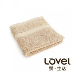 里和Riho LOVEL嚴選六星級飯店素色純棉方巾 33x38cm 毛巾 MIT台灣製造 5色可選