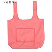 可折疊購物袋便攜 防水布袋大容量環保袋 超市手提袋買菜包女袋子