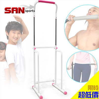保健室內單槓.單雙槓引體向上健身當伏地挺身器.運動伸展美背機拉伸機另售門框門上單槓健腹機