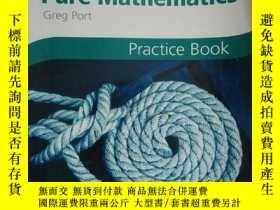 二手書博民逛書店Pure罕見Mathematics 1 Practice Boo