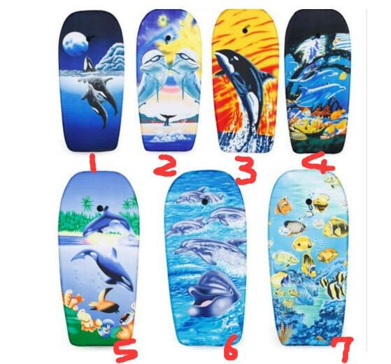 衝浪板 兒童遊泳漂浮板  自由泳打水板 浮力泡沫板 滑水板【藍星居家】