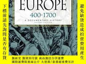 二手書博民逛書店【罕見】2000年出版 Witchcraft In Europe, 400-1700Y175576 Alan