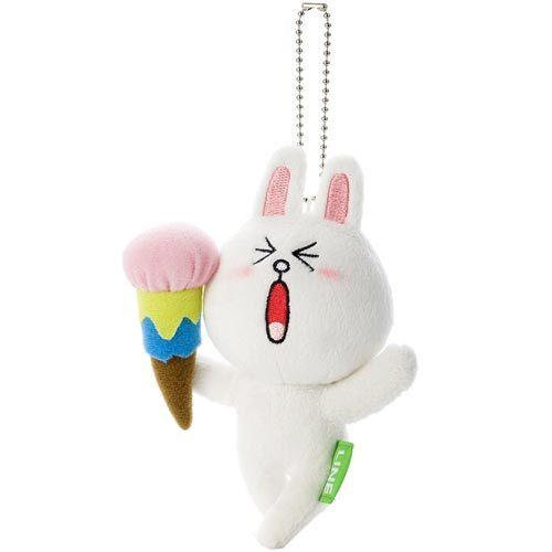 LINE - 吊飾 兔兔 07_TA29940