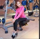 瑜伽服 瑜伽服春款運動套裝女健身房專業高端時尚跑步健身速干網紅長款【快速出貨八折下殺】