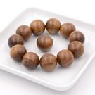 限量收藏 重油沉水肖楠手珠11+1粒20mm|肖楠原木佛珠 球形圓珠的念珠手串|僅只一條