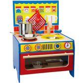 【美國ALEX】我的快樂廚房 ◎贈送:小廚師工具組(市價1200元)