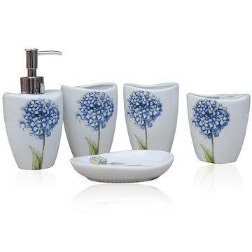 陶瓷器 廚房衛浴5件套