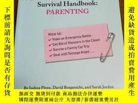 二手書博民逛書店The罕見Worst-Case Scenario Survival Handbook: ParentingY1