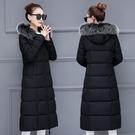 連帽外套 好康推薦新款羽絨棉服衣女反季棉衣冬季正韓加厚中長版過膝保暖外套