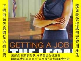 二手書博民逛書店英文原版罕見Job Basics Getting the Job