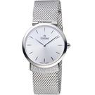TITONI MADEMOISELLE優雅伊人系列米蘭錶帶腕錶  TQ42912S-591