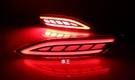 【車王汽車精品百貨】HONDA 本田 HRV H-RV 後保桿燈 後保桿 剎車燈 防追撞燈
